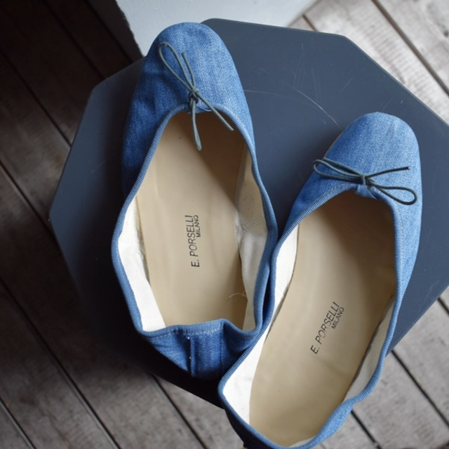 Porselli Flat Shoes