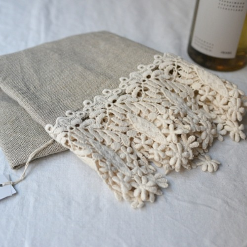 khadi & co linen towel