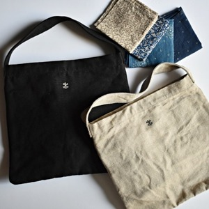art & science linen bag