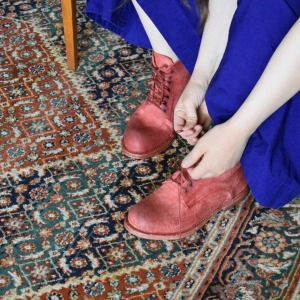 Ankle Boots by Shoto