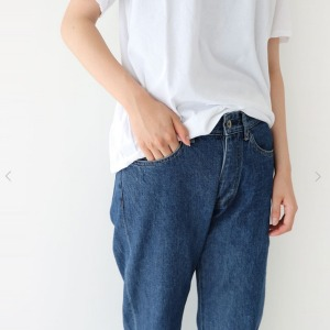 veritecoeur blue indigo denim