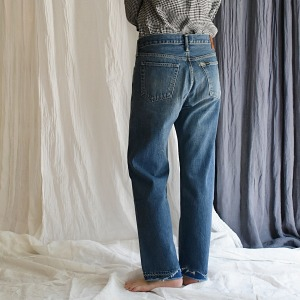 Chimala medium repair selvedge denim