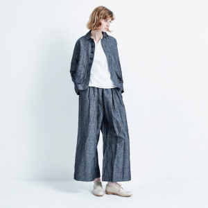 Veritecoeur wide pants