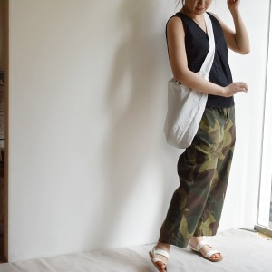 Chimala  camo drawstring pants