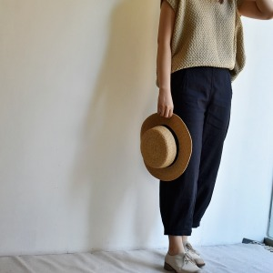 Chimala cotton linen pants