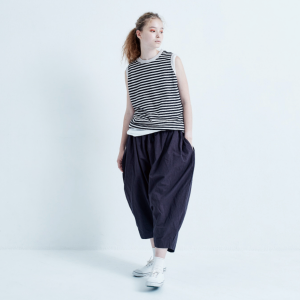 Veritecoeur thick cotton pants