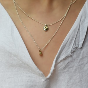 gilbert gilbert necklace gramme