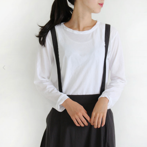 Veritecoeur long Tee