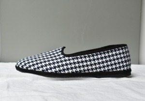 Drogheria Crivellini slip on  black/white