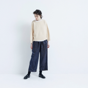 Veritecoeur satin pants