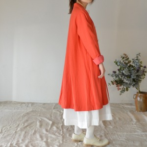 Veritecoeur linen coat