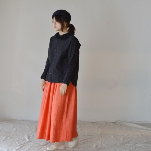 khadi & co degas silk skirt