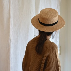 mature ha raffia hat