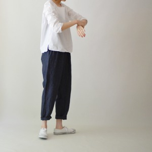 Gallego Desportes linen pants